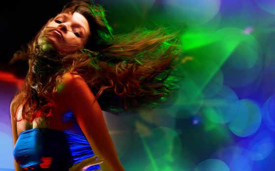 девушка, devushki, стоковое, изображения, dancing, молодая, клубе, вечеринке, танцующая, волосы, club,