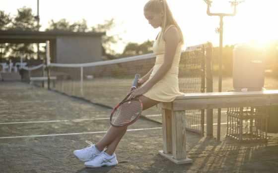 спорт, девушка, картинка