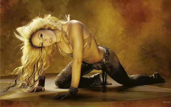 shakir, shakira, canvas, девушка, картинка, singer, взгляд, print, blonde, декоративный, decoration
