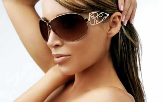 очки, солнцезащитные, женские