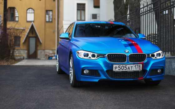 bmw, blue, car, xdrive, views, desktop, серия,