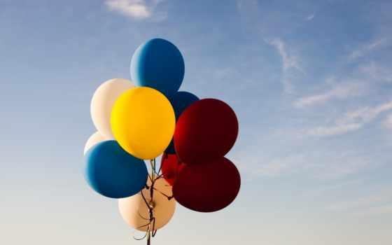шары, воздушные, телефон, mobile, arnica, colorful, festival, новинка, desktop,