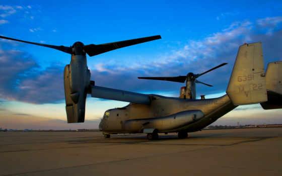 самолёт, bell, boeing, osprey, взлете, взлёт, вертикального, множество, может, который,