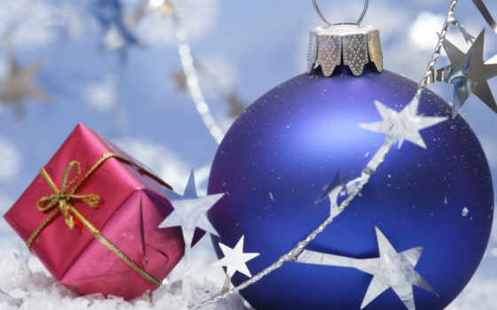 новогодние, год, new, праздники, christmas, заставки, shariki,