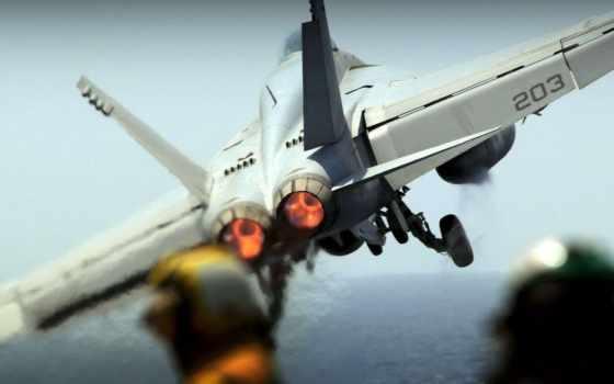 истребитель, самолёт, авиация, hornet, военный, реактивный, макдоннелл, douglas,