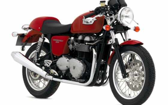 triumph, thruxton, the, bike, мотоциклы, you, это,