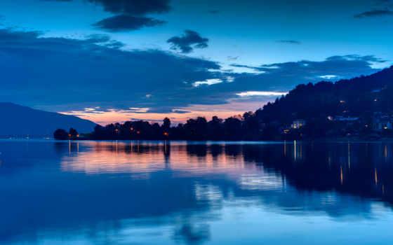 яхта, вечер, summer