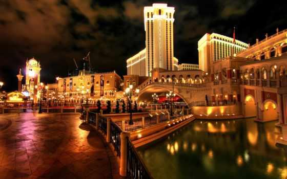 venezia, город, las