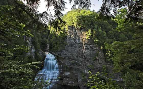 falls, park, waterfalls, state, national, водопад, washington, search,