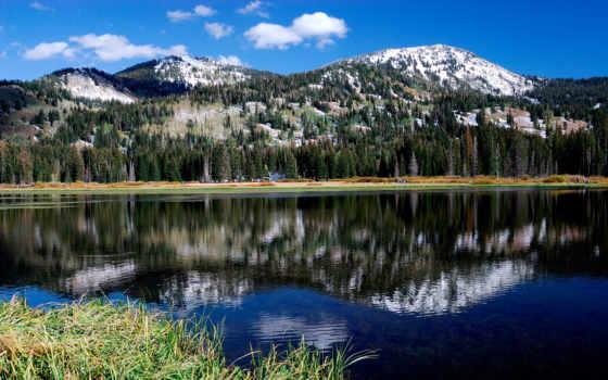 экран, гор, монитора, горы, природа, pack, best, пейзажи -, id,