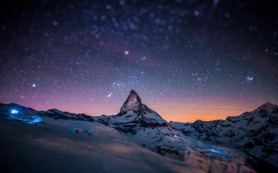 маттерхорн, февр, гора, гор, swiss, самых, альпы, italian, музыка,