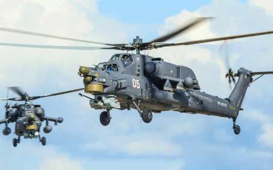 вертолеты, mi-28n, photos