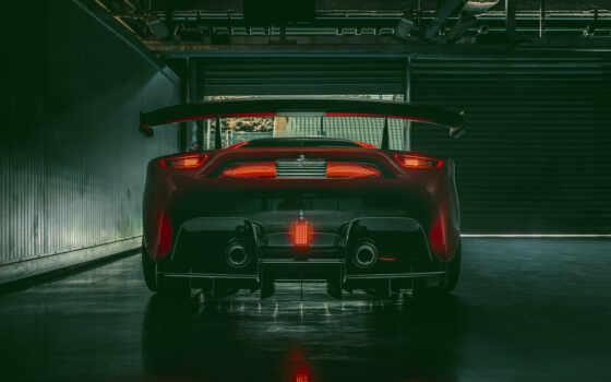 ferrari, available, car, resolution, rear, взгляд, automotive