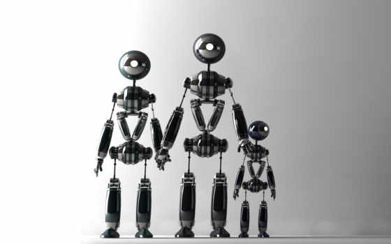 фона, robot