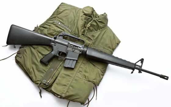 американская, винтовка
