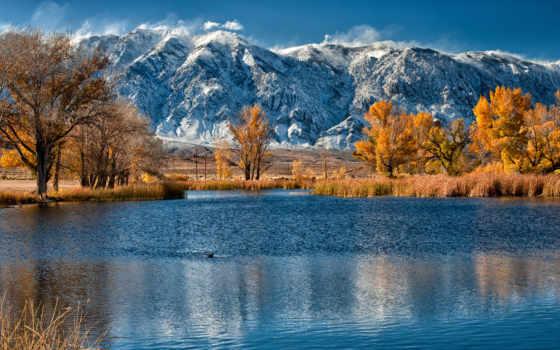 природа, ноябрь, ноября, зимы, harbinger, пейзажи -, октябрь, природы, метки, rewalls,