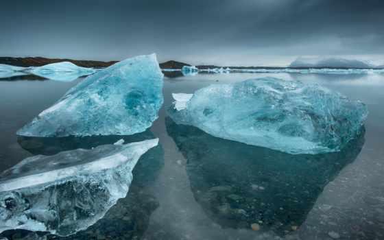 море, iceland, лед, изображение, природа, free, desktop, страница, фото,