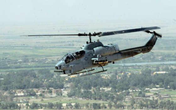 cobra, ah, bell, вертолет,