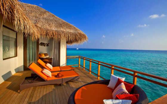 море, house, dream, summer, tropic, maldives, club, starve, hotel, пляж