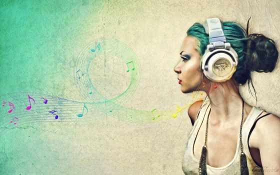 muzyka, devushka, ty