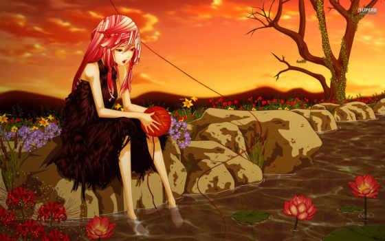 crown, guilty, inori, yuzuriha, греха,
