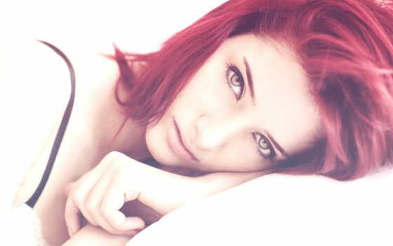 волосы, coffey, susan, красные, девушка,