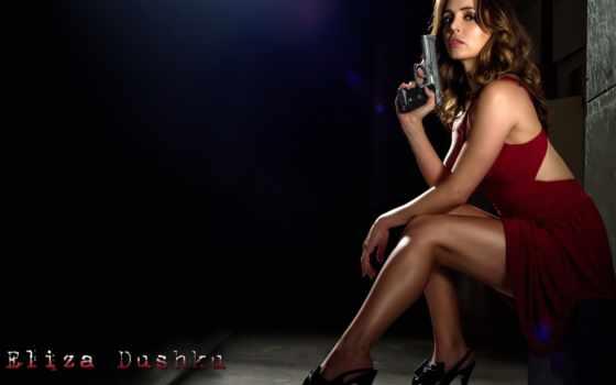 девушка, devushki, пистолетом, телефон, соблазнительная, dollhouse, песочница, puppet, оружием, красном,