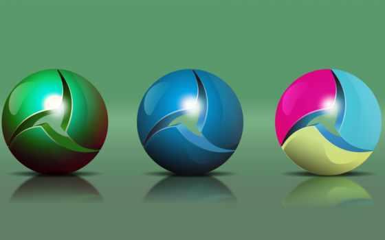 ,, мяч, сфера, мяч, стекло, мрамор, графика, круг, игрище, фо