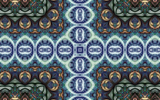 симметрия, лучи, линии