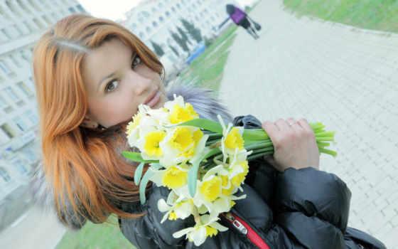 cvety, букеты, улица