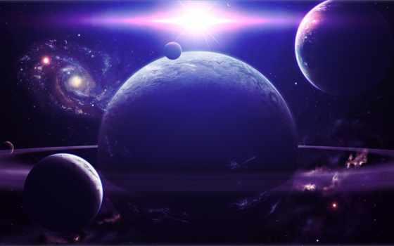 галактика, kosmos, высоком