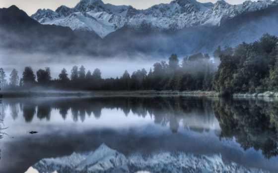 озеро, matheson, new Фон № 133644 разрешение 2560x1600