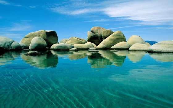 чистая, природа, коллекция, море, красивые, года, time, разделе, summer, картинок,