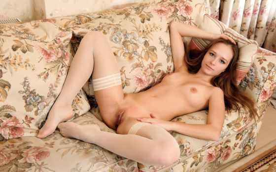 devushki, чулках, erotica, девушка, голые, белых, porn, молодых, лежит, вагина, пизда