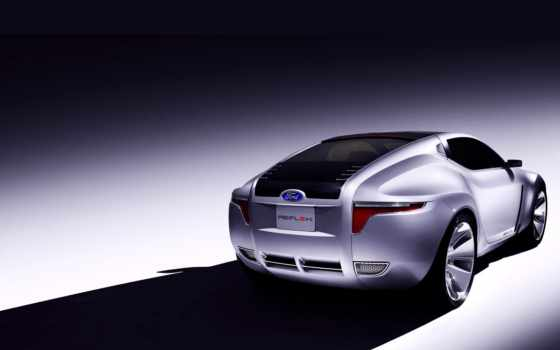 ford, reflex, the, concept, as, обои, wallpapers,