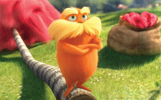 lorax, download, seuss, dr, named, resolution, cartoons, free,