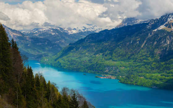 природа, горы, пейзажи -
