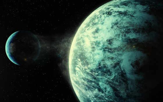 cosmos, planet, атмосфера, красивые, звезды, аттракцион, широкоформатные, планеты, спутник, страница,