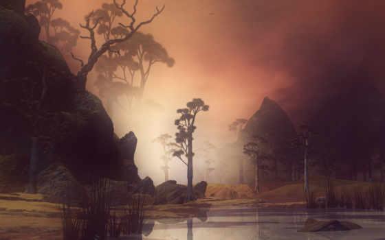 природа, рисунок