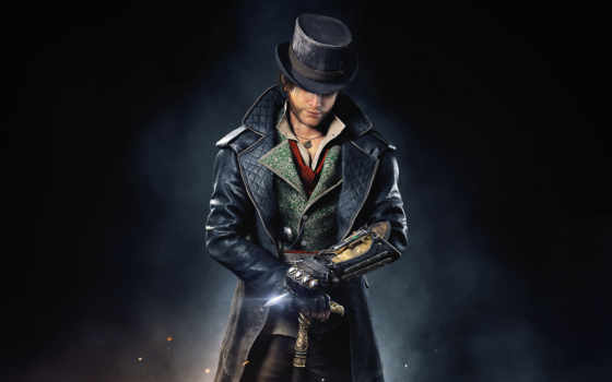 фри, jacob, assassin, creed, syndicate, иви, ассасин,