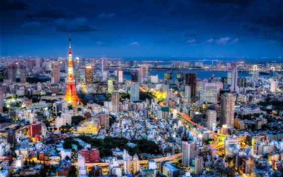 tokyo, tokio, город, япония, ночь, страница, iphone, огни, tuscany, ecran, japanese,