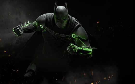 injustice, batman, kryptonite