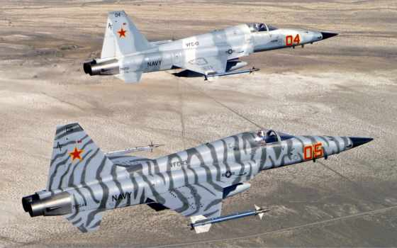 истребитель, northrop, тигр