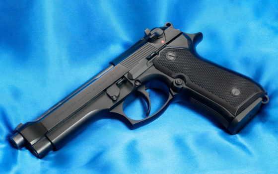 оружие, beretta Фон № 18603 разрешение 1920x1200