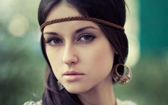 женские, сережки