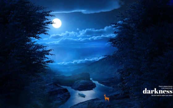 darkness, красавица, desktop, ночь, небо, ultra,