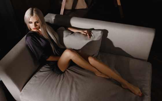 ,, нога, красота, человеческая нога, бедро, модель, человеческое тело, длинные волосы, сидит, блондинка,