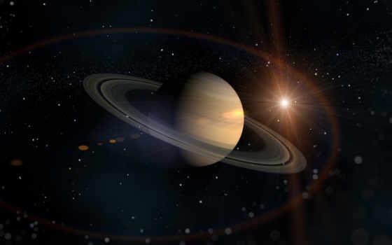 сатурн, planet, космос