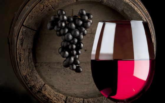 вино, разлом, еда