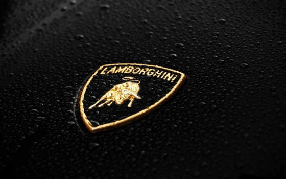 lamborghini, што, logo
